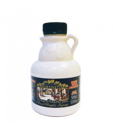 Pure Maple Syrup Canada No.1 EXTRA LIGHT(Golden Delicate Taste) - HDPE Jug (500ml)