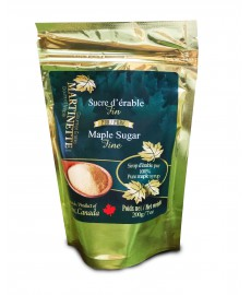 Pure Granulated Maple Sugar - FINE (200g)