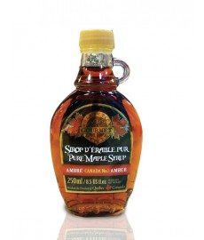 Pure Maple Syrup Gourmet Canada No.2 Amber - FLINT (250ml)
